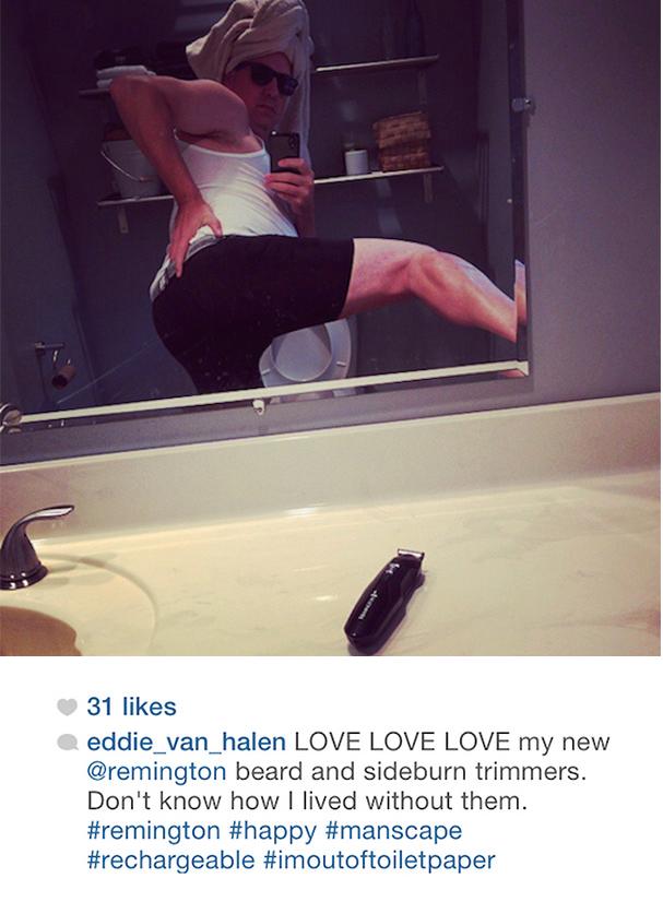 si los hombres utilizaran instagram como las mujeres 7