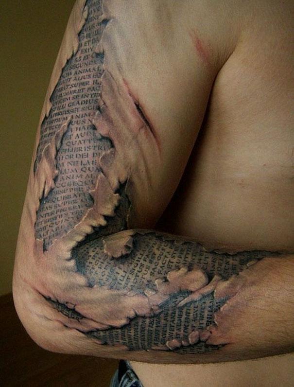 tatuajes 3d 32