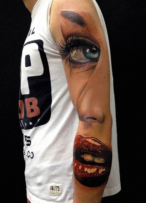 tatuajes 3d 36