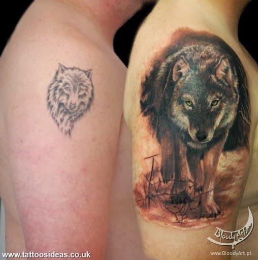 17 Tatuajes Horribles Que Fueron Reparados Por Autenticos Artistas