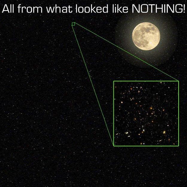 universo a escala 25
