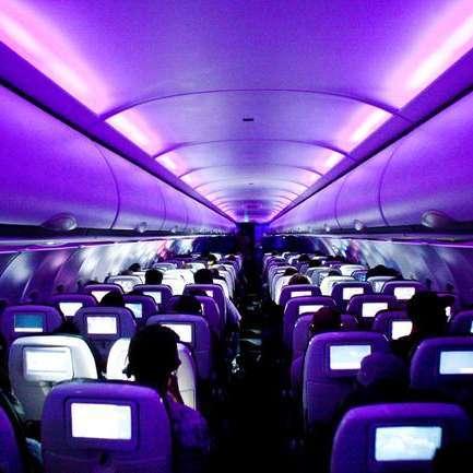 Datos sobre vuelos comerciales 25