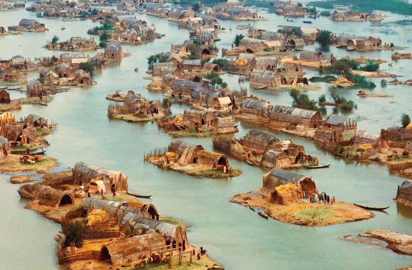 casas flotantes 1