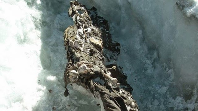 descubrimientos en glaciares 7