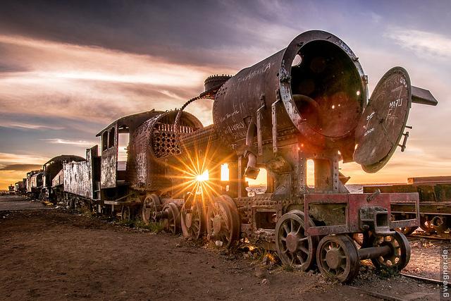 Flickr: Gunther Wegner