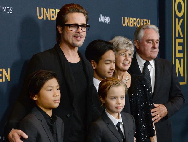 Angelina y Brad Pitt aclaran la causa de los 'niños trans': los roles cambiados del padre y la madre