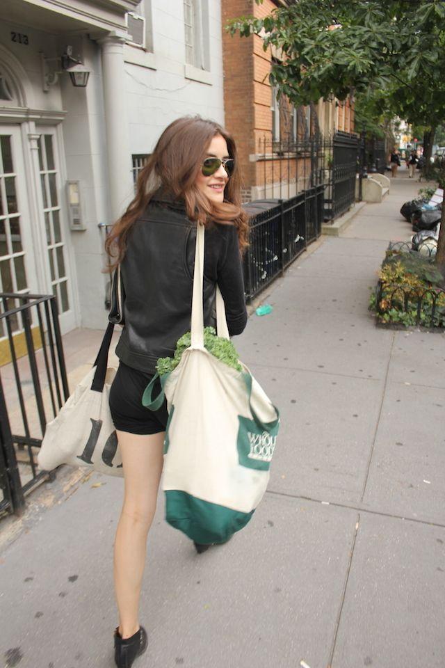 mujer sin basura 2