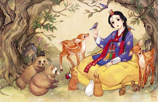 princesas-asiaticas