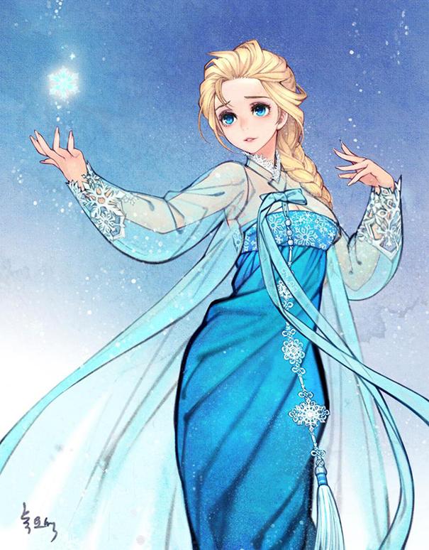 princesas_coreanas_2