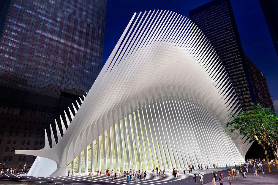 WTC Hub PATH Terminal night_Color.jpg