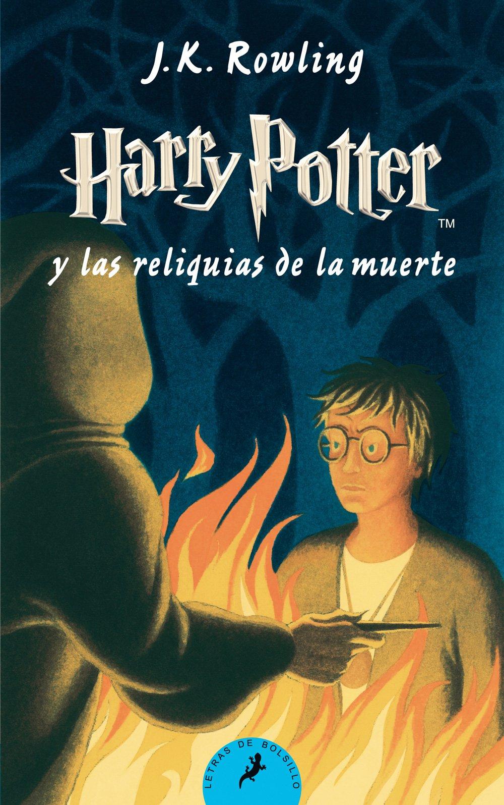 49. Harry Potter y las reliquias de la muerte