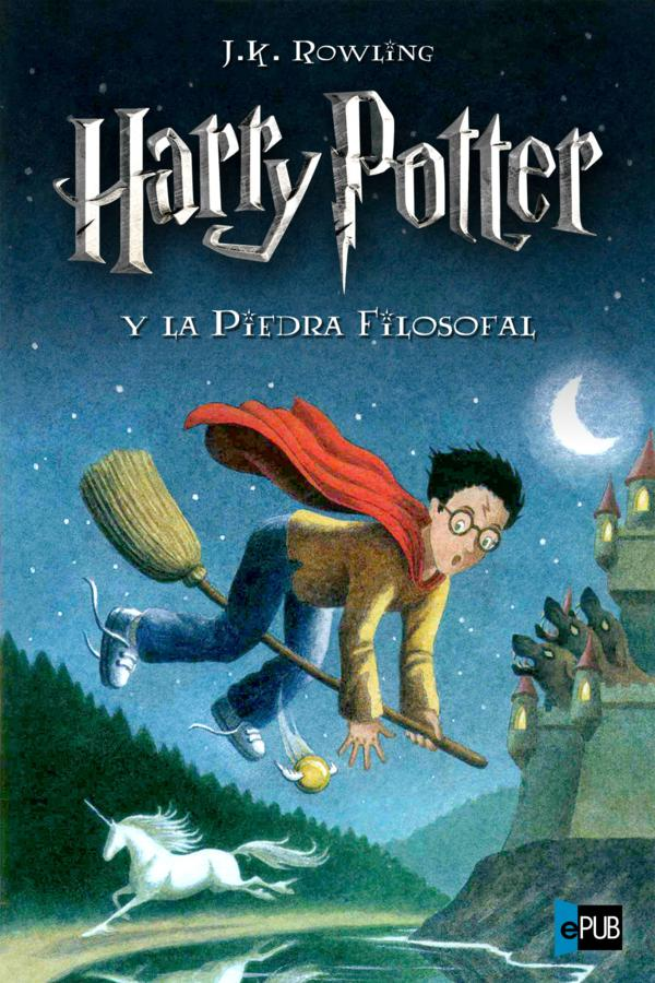 5. Harry Potter y la piedra filosofal