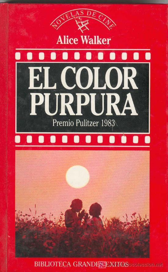 51. El color purpura