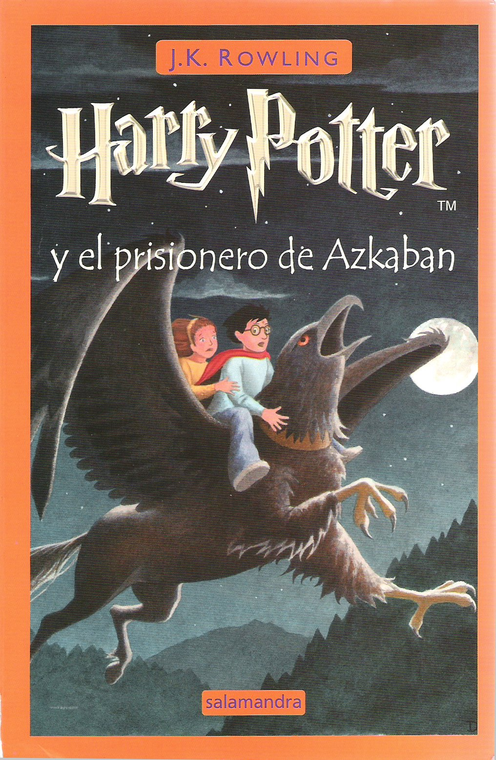 65. Harry Potter y el prisionero de Azkaban