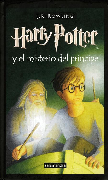 77. Harry Potter y el misterio del principe
