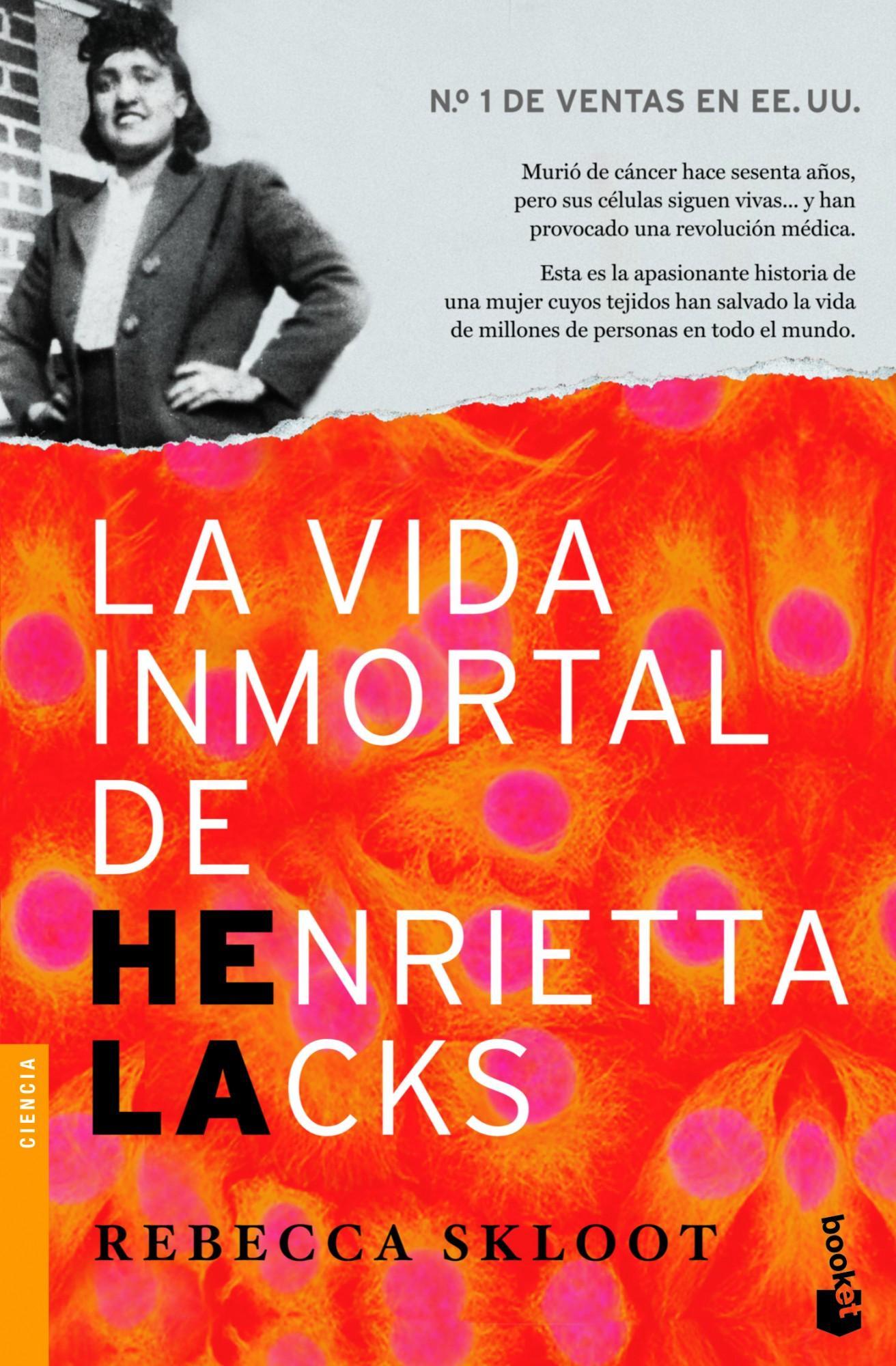 84. La vida inmortal de Henrietta Lacks