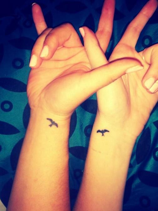 Tatuajes hermanas y hermanos 15