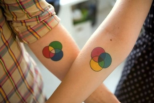 Tatuajes hermanas y hermanos 21