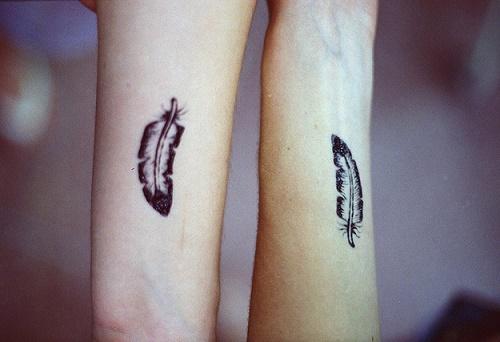 Tatuajes hermanas y hermanos 25