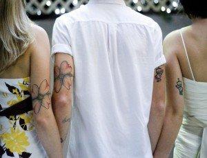 Tatuajes hermanas y hermanos 29