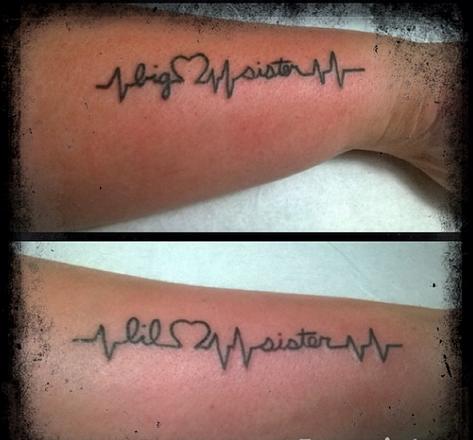 Tatuajes hermanas y hermanos 3