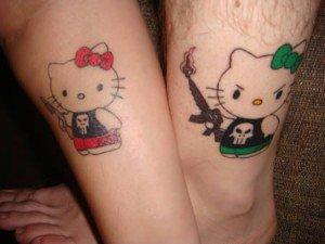 Tatuajes hermanas y hermanos 32