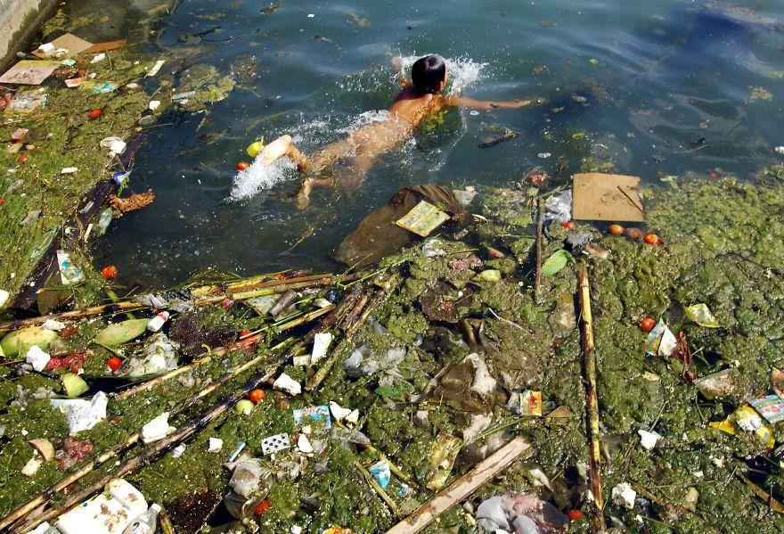 contaminacion en China 11