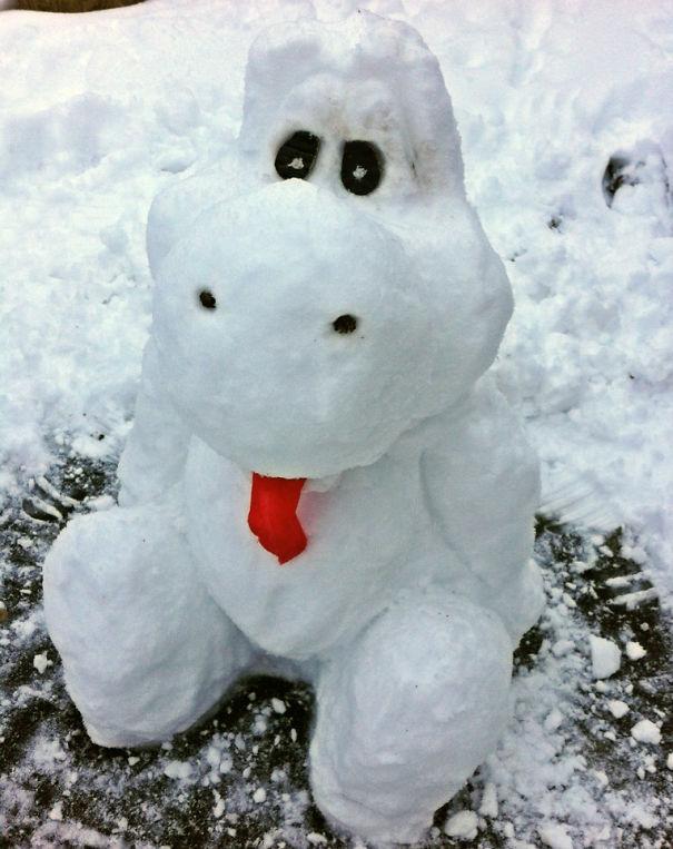 esculturas de nieve20