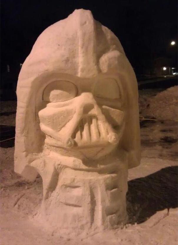 esculturas de nieve21