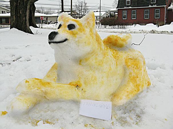 esculturas de nieve22