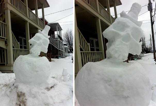 esculturas de nieve23