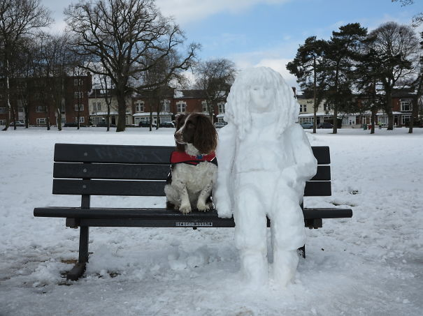 esculturas de nieve26