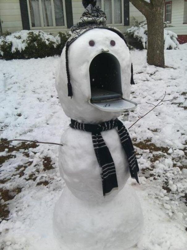 esculturas de nieve3