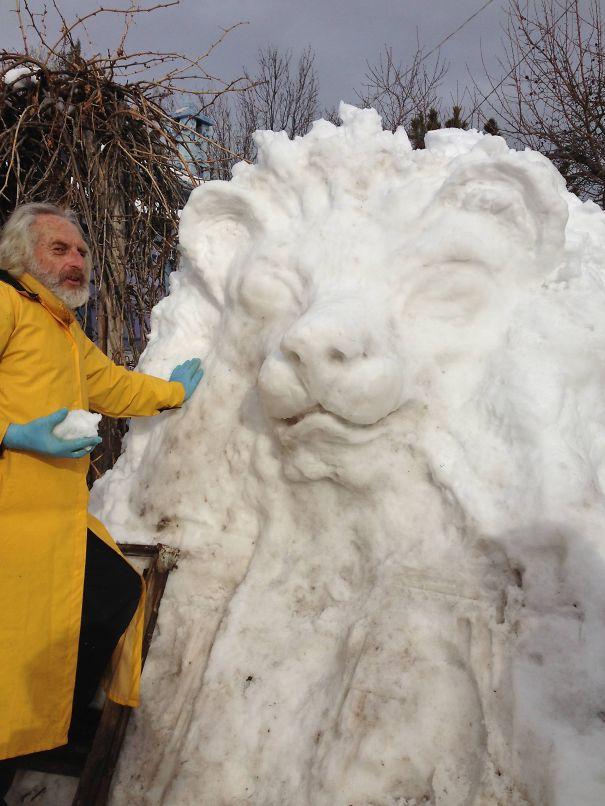 esculturas de nieve34