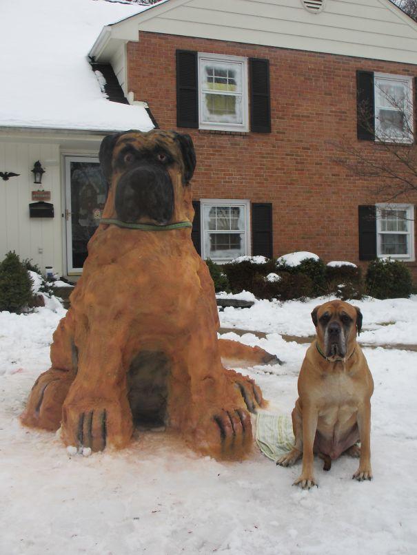 esculturas de nieve36