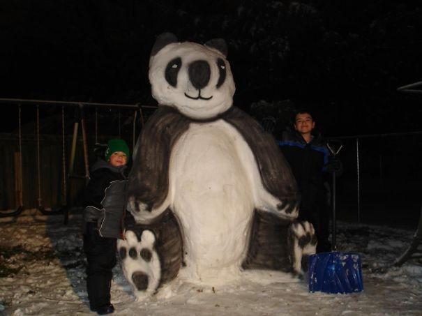 esculturas de nieve37