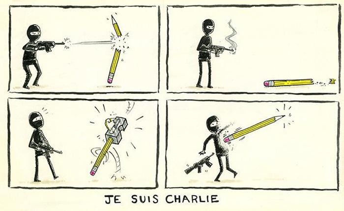 homenaje charlie hebdo 10