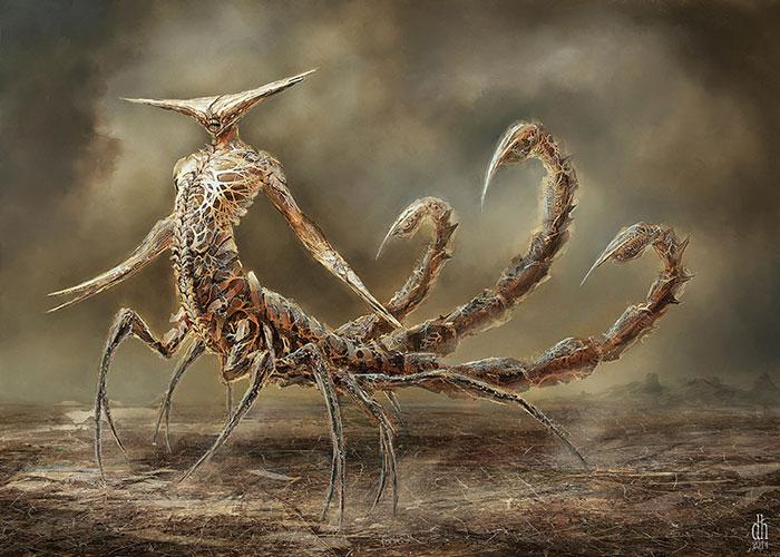 monstruos del zodiaco 8