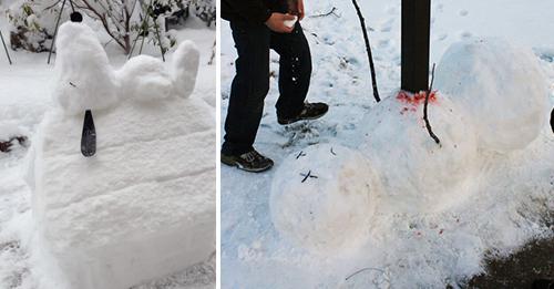 munecos-nieve