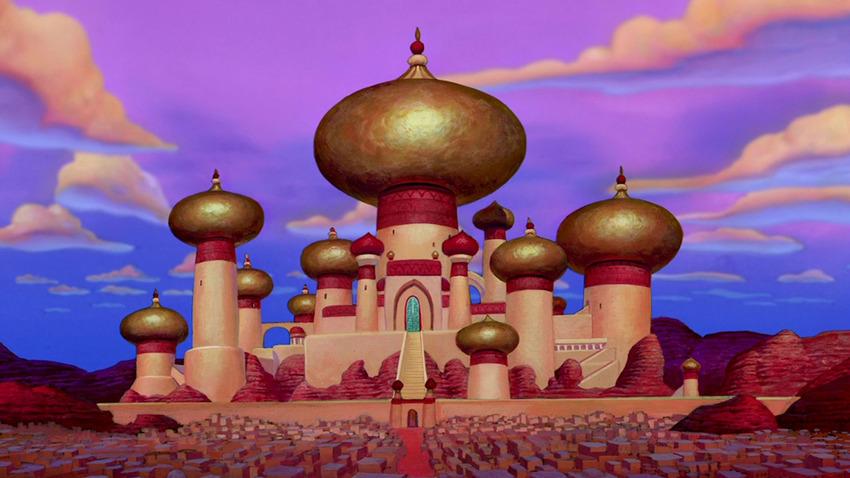 palacios y lugares disney 3