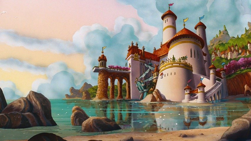 palacios y lugares disney 5
