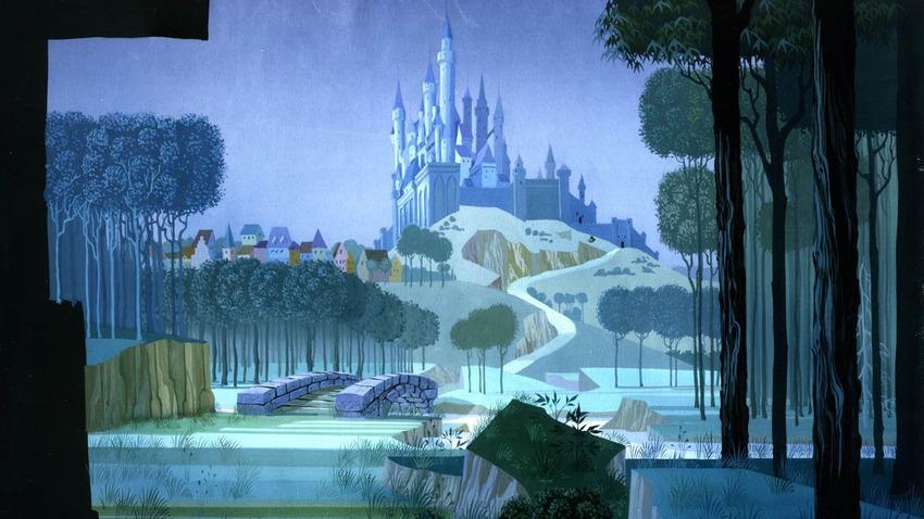 palacios y lugares disney 9