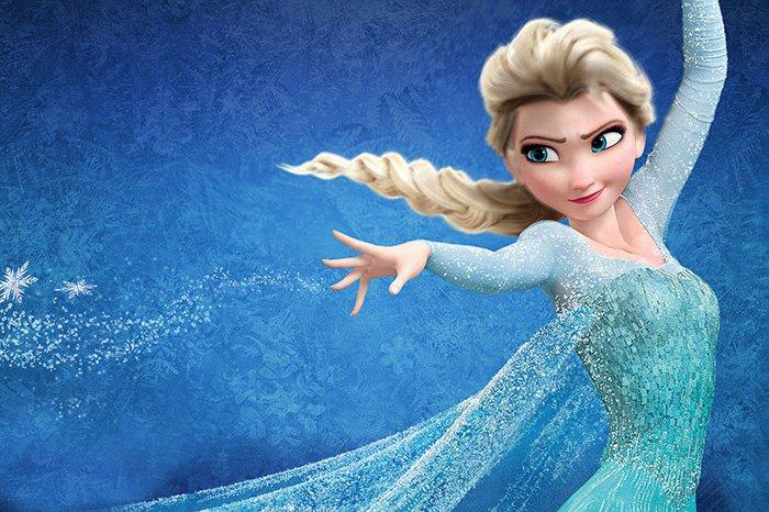 princesas disney con cabello realista 10