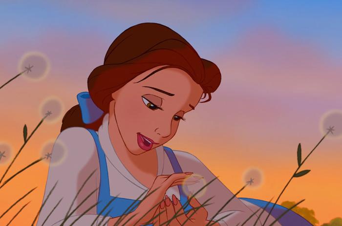 princesas disney con cabello realista 3