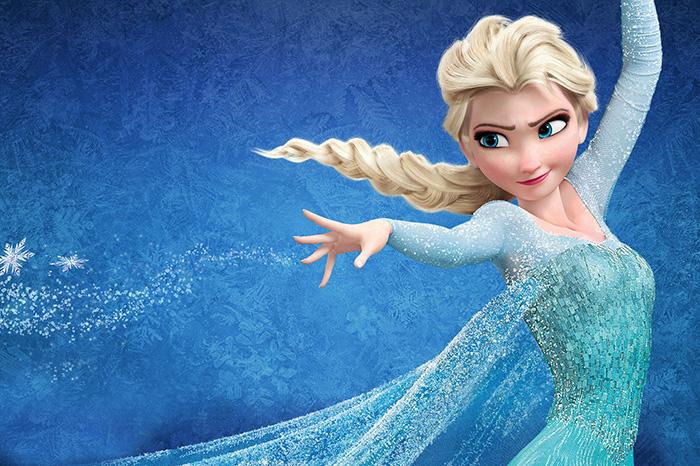 princesas disney con cabello realista 9