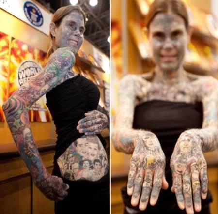 tatuajes en cicatriz 11