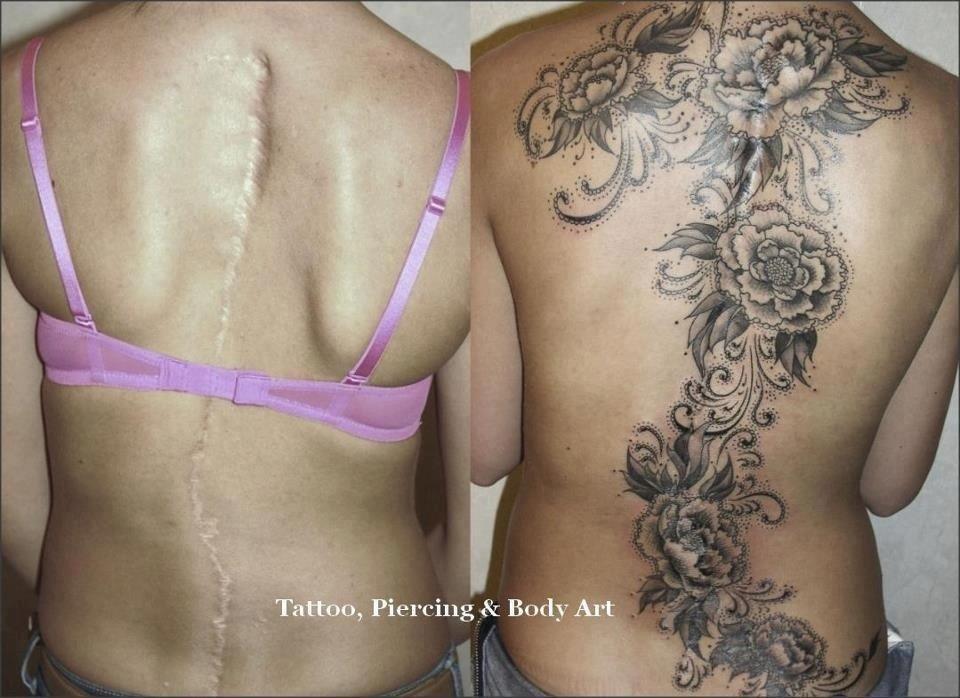 tatuajes en cicatriz 12