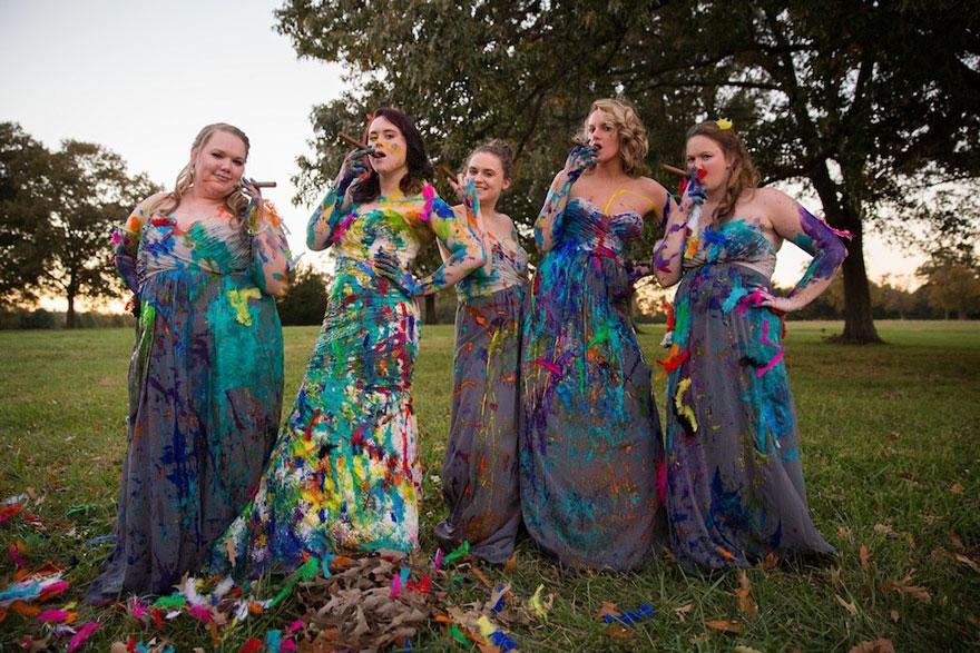 vestido boda pintura 16