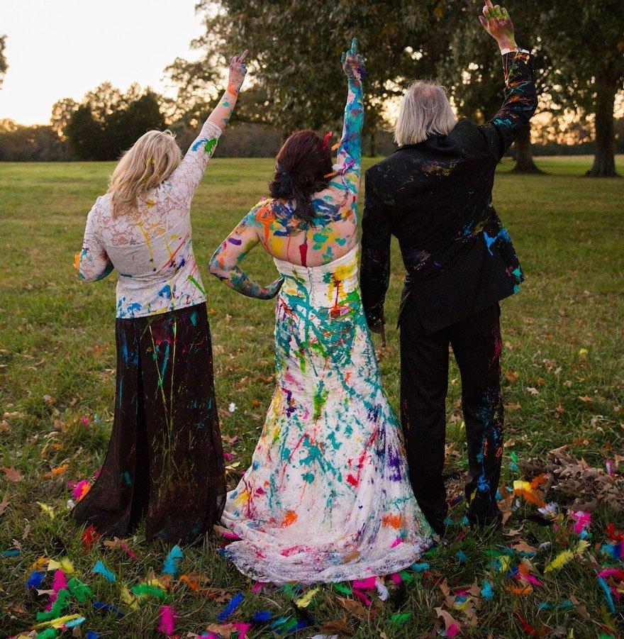 vestido boda pintura 18