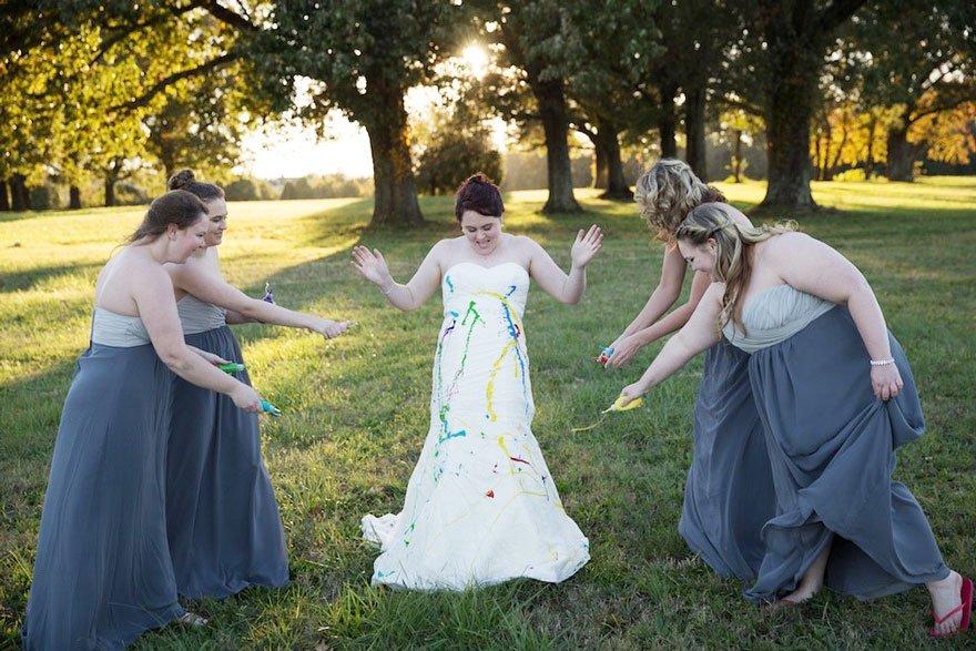 vestido boda pintura 3